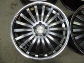Диски R20 Racing Wheels H-438 для BMW и Range Rover