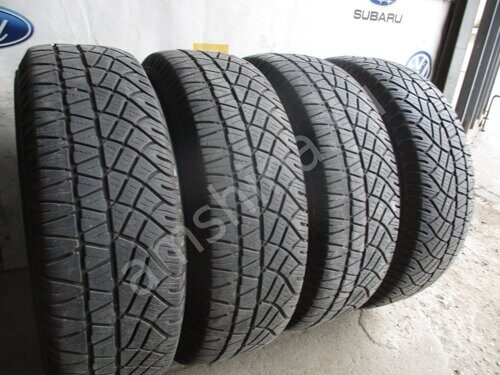 Шины 235 70 16 Michelin Latitude Cross