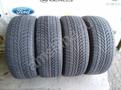 Шины 265 60 18 Michelin Latitude Alpin LA2
