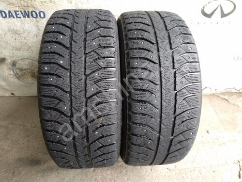 Шины 195 50 15 Bridgestone Ice cruiser 7000