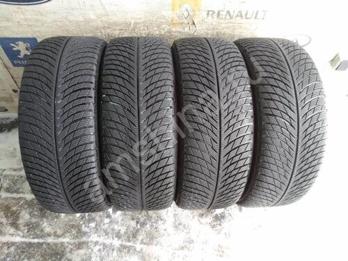 Шины 235 45 19 Michelin Pilot Alpin 5